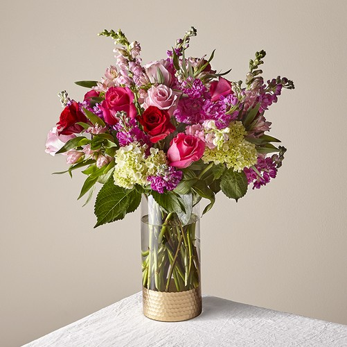 The FTD You & Me Luxury Bouquet from Richardson's Flowers in Medford, NJ