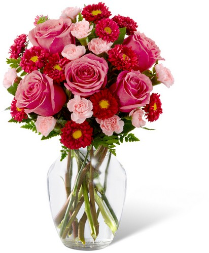The FTD Precious Heart Bouquet from Richardson's Flowers in Medford, NJ