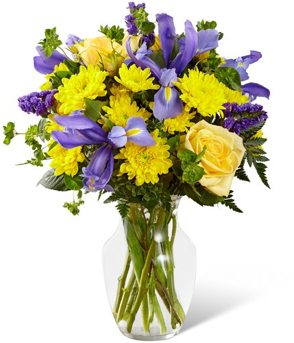 The FTD Cottage View Bouquet from Richardson's Flowers in Medford, NJ
