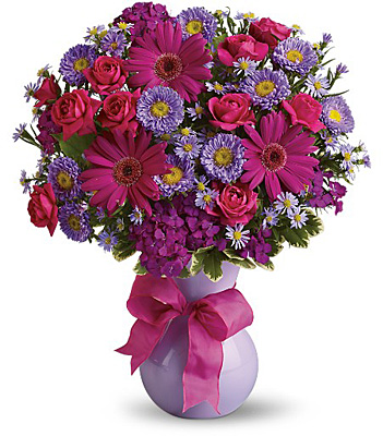 Teleflora's Joyful Jubilee from Richardson's Flowers in Medford, NJ