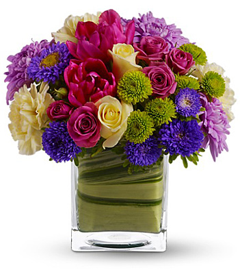Teleflora's One Fine Day from Richardson's Flowers in Medford, NJ