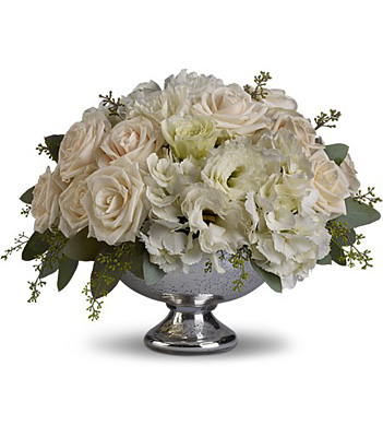 Teleflora's Park Avenue Centerpiece from Richardson's Flowers in Medford, NJ