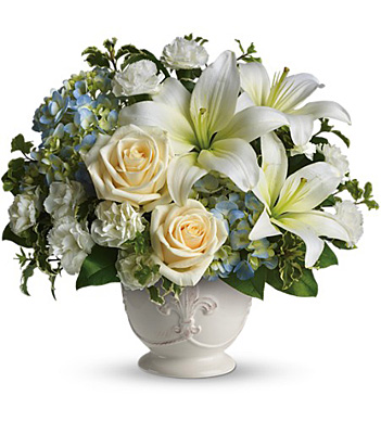 Beautiful Dreams by Teleflora from Richardson's Flowers in Medford, NJ