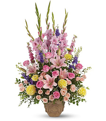 Ever Upward Bouquet by Teleflora from Richardson's Flowers in Medford, NJ