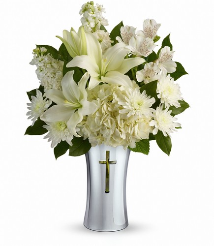 Teleflora's Shining Spirit Bouquet from Richardson's Flowers in Medford, NJ