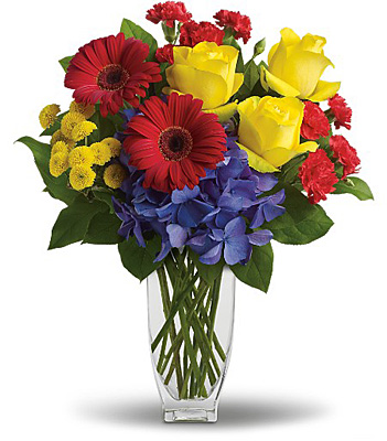 Here's to You by Teleflora from Richardson's Flowers in Medford, NJ