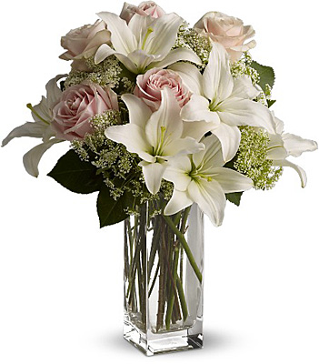 Teleflora's Heavenly & Harmony from Richardson's Flowers in Medford, NJ