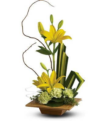 Bamboo Artistry from Richardson's Flowers in Medford, NJ