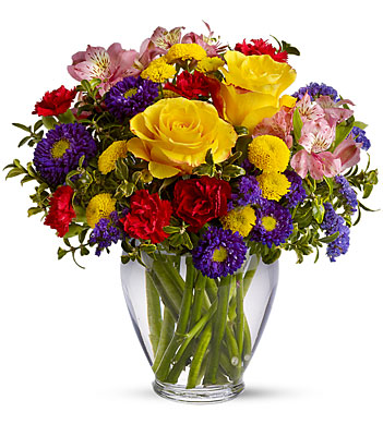 Brighten Your Day from Richardson's Flowers in Medford, NJ